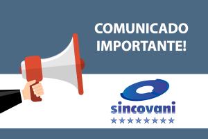 COMUNICADO – Não foi firmado acordo para o mês de dezembro