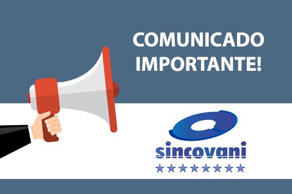 Comunicado: Proposta de acordo coletivo de trabalho